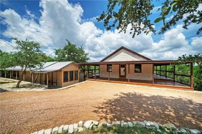 Wimberley Single Family Home For Sale: 4043 Timmeron