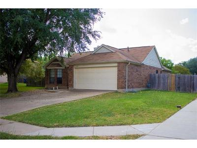 Austin Single Family Home For Sale: 11406 Ashprington Cv