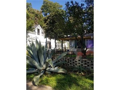 Single Family Home For Sale: 3116 Garwood St