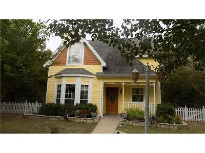 Georgetown Single Family Home For Sale: 30105 Live Oak Trl