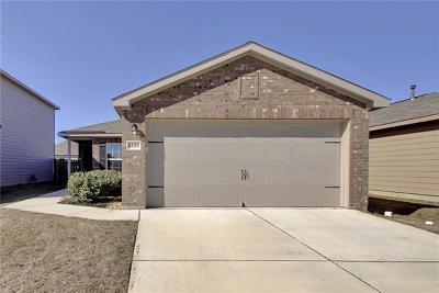 Bunton Creek, Bunton Creek Ph 4 Single Family Home For Sale: 1444 Breanna Lane
