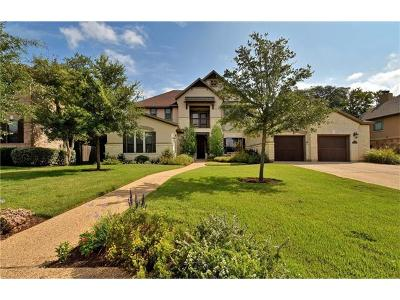 Travis County Single Family Home Pending - Taking Backups: 7521 Harlow Dr