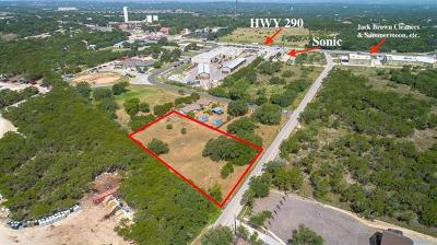 Austin Residential Lots & Land For Sale: Rim Rock Trl