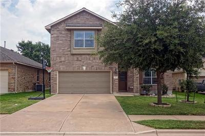 Cedar Park Single Family Home For Sale: 302 Steer Acres Ct