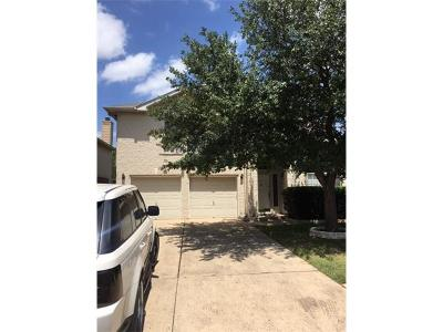 Cedar Park Rental For Rent: 2424 Madeline Loop