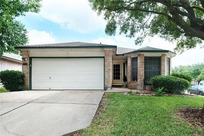 Pflugerville Single Family Home Pending - Taking Backups: 1000 Apple Cross Dr