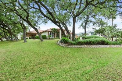 Lago Vista Single Family Home For Sale: 20310 Rock Park Ln