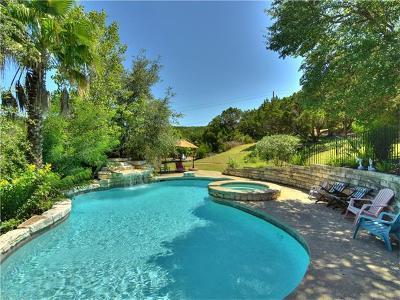 Austin Single Family Home For Sale: 9000 Westminster Glen Ave