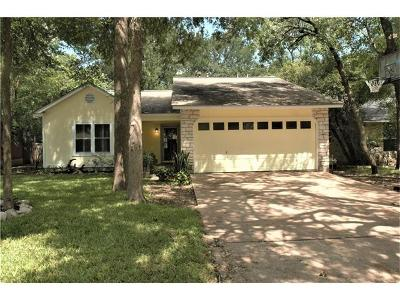 Austin TX Single Family Home For Sale: $239,000