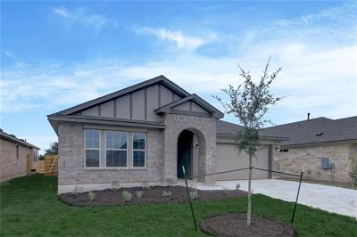 Bastrop County Single Family Home For Sale: 305 Rimrock Court