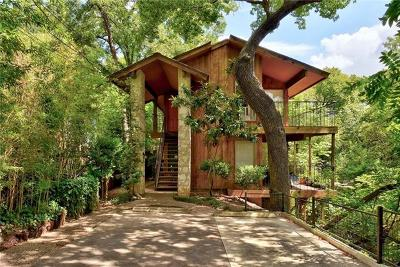 Travis Heights, South River City, Quercus Condominiums, Fairview Park, Pleasant View Add Multi Family Home Pending - Taking Backups: 606 Pecan Grove Rd