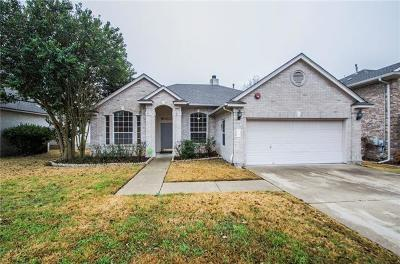 Pflugerville Single Family Home For Sale: 2209 Terradyne Dr