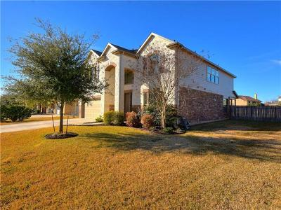 Pflugerville Single Family Home Pending - Taking Backups: 3224 Falconers Way