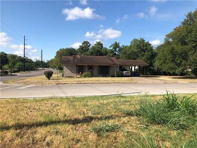 Austin Single Family Home For Sale: 1419 Cotton St