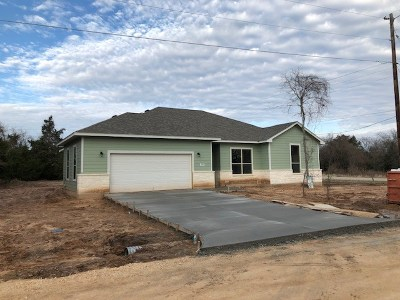 Bastrop Single Family Home Pending - Taking Backups: 104 Haou Ct