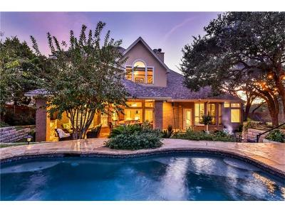 Bee Cave TX Single Family Home Pending - Taking Backups: $995,000