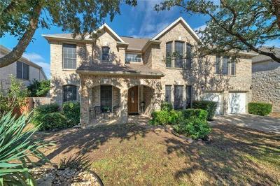 Austin Single Family Home For Sale: 8232 Phantom Canyon Dr