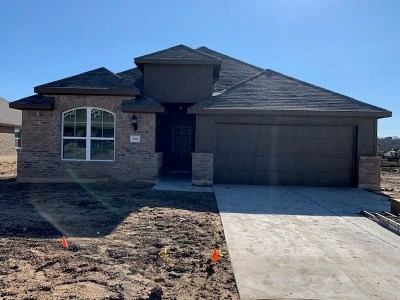 Hutto Single Family Home For Sale: 308 Clearlake Dr