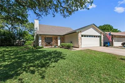 Single Family Home For Sale: 3711 Cookstown Dr
