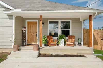 Giddings Single Family Home For Sale: 479 S Navarro St