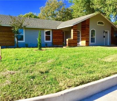 Austin Single Family Home For Sale: 9400 Mountain Quail Rd