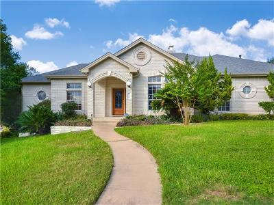 Austin Single Family Home For Sale: 10820 Range View Dr