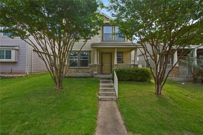 Cedar Park Single Family Home For Sale: 1506 Big Thicket Dr