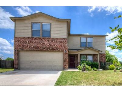 New Braunfels Single Family Home Pending - Taking Backups: 1549 Cap Stone Ridge