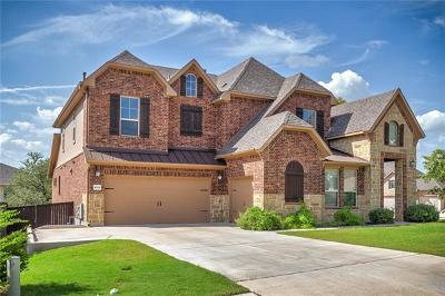 Leander Single Family Home For Sale: 4305 Valley Oaks Dr