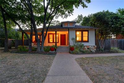 Austin Single Family Home For Sale: 2210 Kinney Rd
