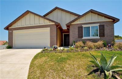 Hays County, Travis County, Williamson County Single Family Home For Sale: 11109 Bubba Watson Cv