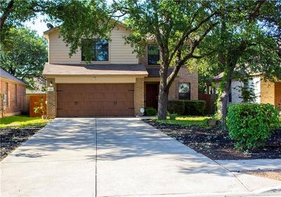 Cedar Park Single Family Home For Sale: 2112 Golden Arrow Ave N