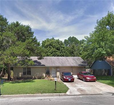 Hays County, Travis County, Williamson County Single Family Home For Sale: 6708 Woodhue Dr