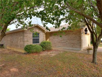Georgetown Single Family Home For Sale: 501 Meadow Park Dr