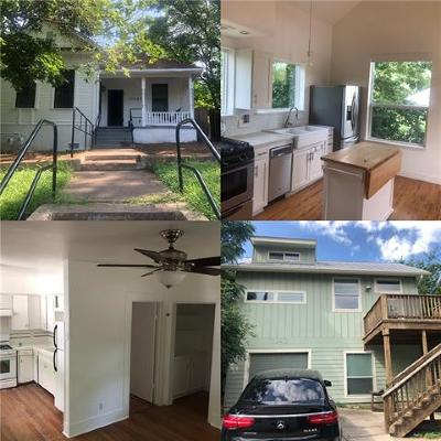 Austin Single Family Home For Sale: 1104 E 8th St #A&B