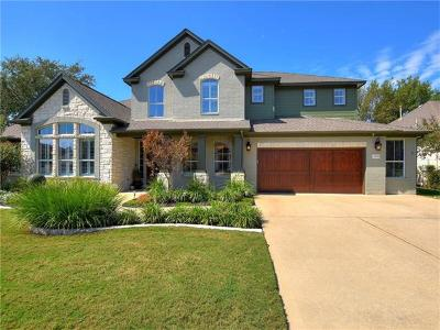 Cedar Park Single Family Home Pending - Taking Backups: 3013 Lombardi Way