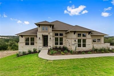 Austin Single Family Home For Sale: 316 Big Brown Dr