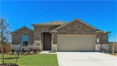 Hutto Single Family Home For Sale: 605 Carol Dr