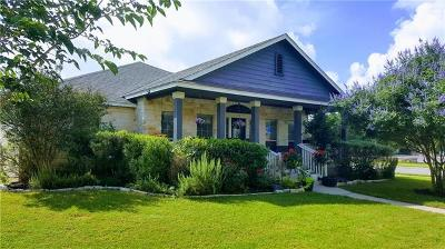Pflugerville Single Family Home Pending - Taking Backups: 1312 Kingston Lacy Blvd