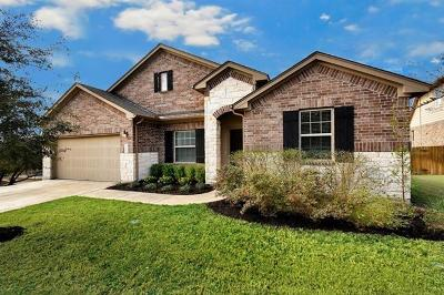 Austin Single Family Home Active Contingent: 319 Ledge Stone Dr