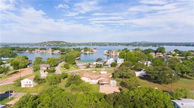 Burnet County Single Family Home For Sale: 1307 Hillcrest Dr