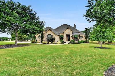 Georgetown Single Family Home For Sale: 801 W Majestic Oak Ln