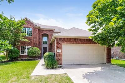 Pflugerville Single Family Home For Sale: 20705 Silverbell Ln
