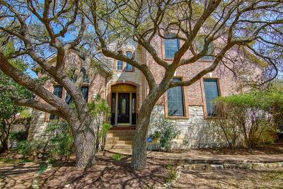 Round Rock Single Family Home Pending - Taking Backups: 1504 Lake Forest Cv