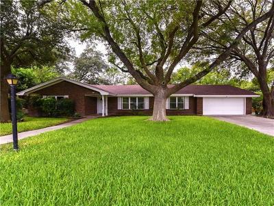 Harker Heights Single Family Home For Sale: 212 Live Oak Dr