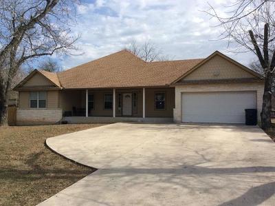 Burnet Single Family Home For Sale: 1007 N Main St