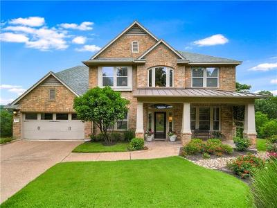 Austin Single Family Home For Sale: 10824 Enclave Vista Cv