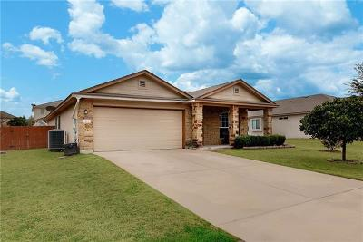 Hutto Single Family Home Pending - Taking Backups: 105 Jasmine Way