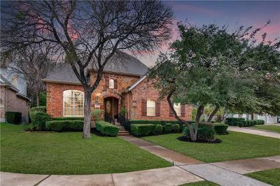 Round Rock Single Family Home Pending - Taking Backups: 1510 Lake Forest Cv