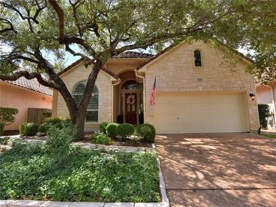 Austin Single Family Home For Sale: 6205 Tasajillo Trl